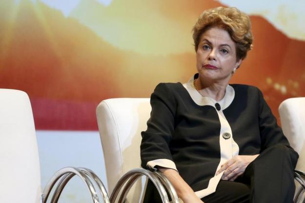 Brazil's President Dilma Rousseff REUTERS/Adriano Machado