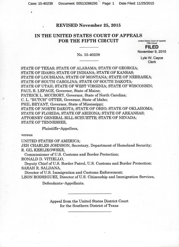 Court of Appeals paper