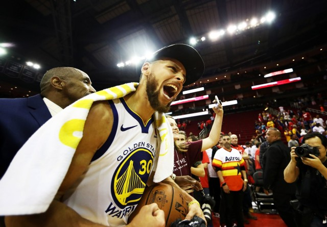 Golden State Victory